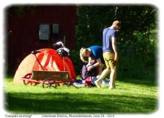 Campersmorning